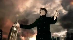 Video promocional de China de la UEFA EURO 2012 predice la destrucción de Londres